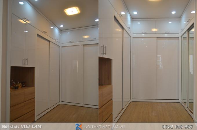 Tủ áo Acrylic cao cấp VL.TA.Ar.02